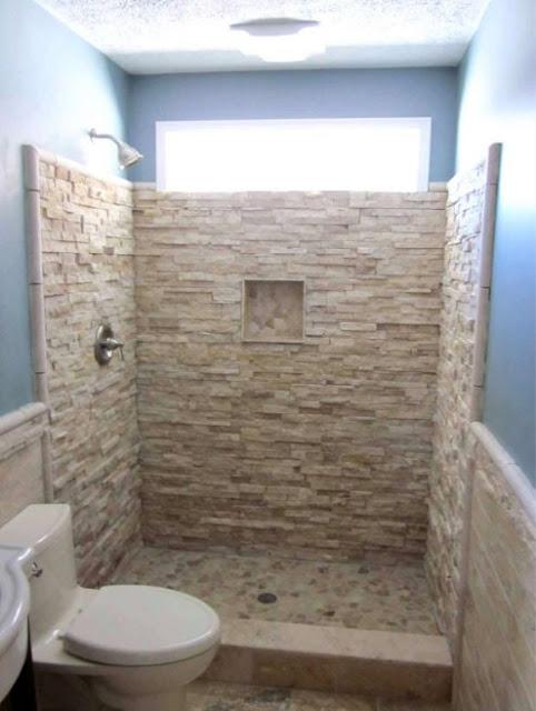 desain kamar mandi minimalis dan indah 2x2