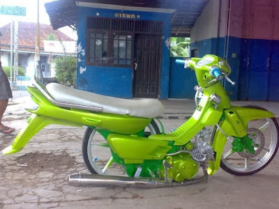 modifikasi motor astrea grand ceper