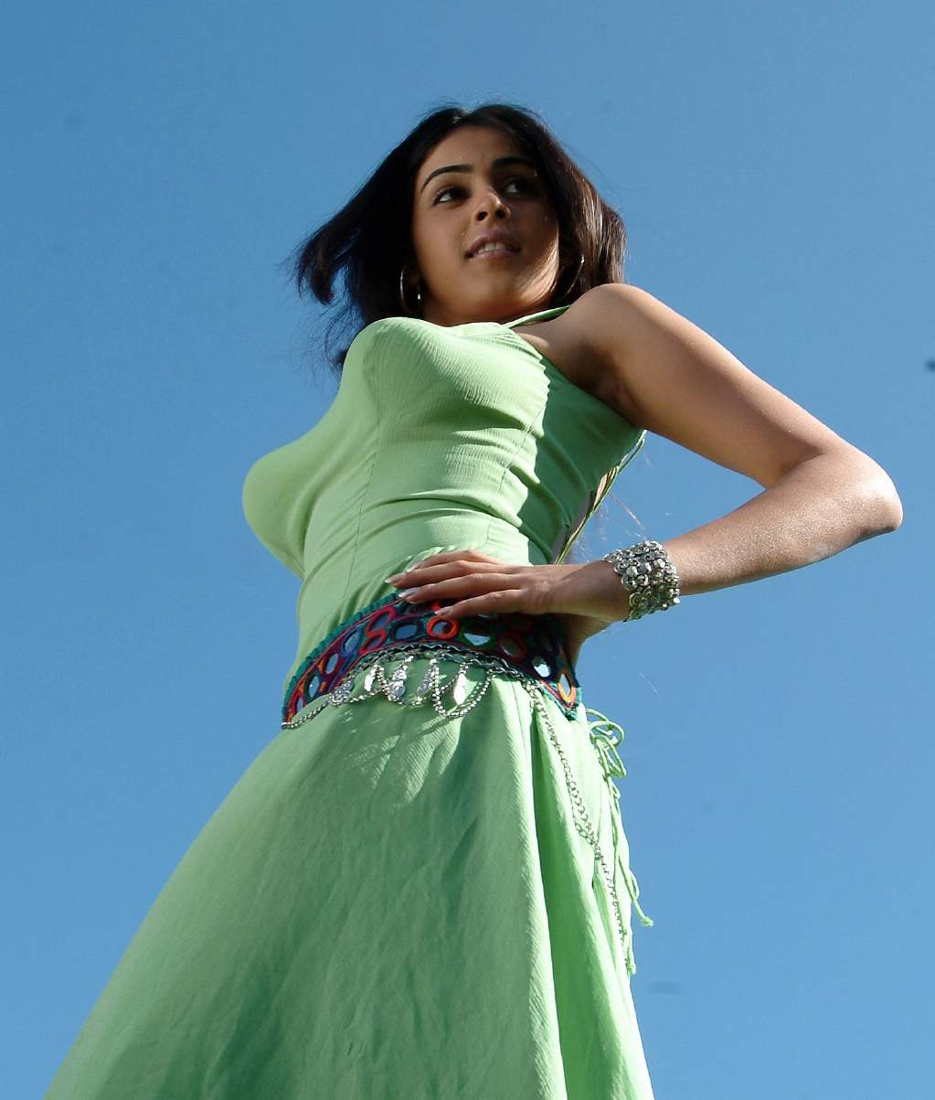 Genelia D'Souza * Leading Indian film actress