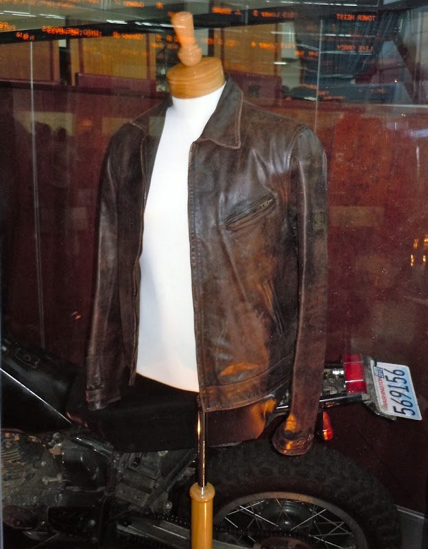Taylor Lautner Twilight leather jacket