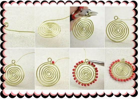 figuras de alambre, como hacer figuras de alambre, alambrismo