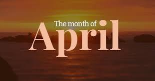 bulan april