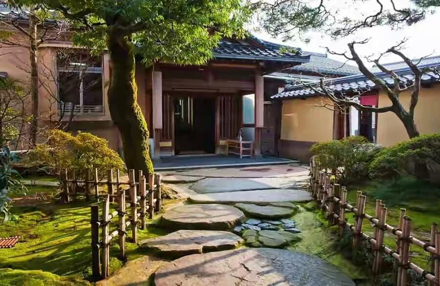 galeri desain rumah jepang minimalis dan tradisional