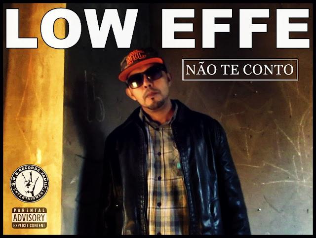 """Low Effe lança o clipe""""Não Te Conto"""""""