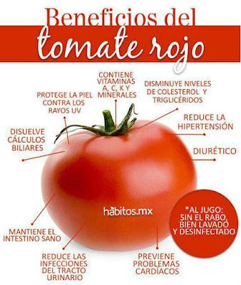 Como hacer jugo de tomate sanos