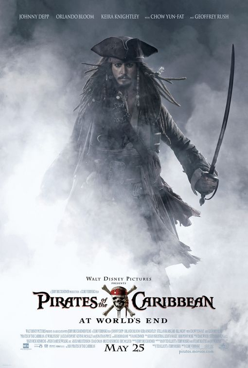 Pirates At World's End poster