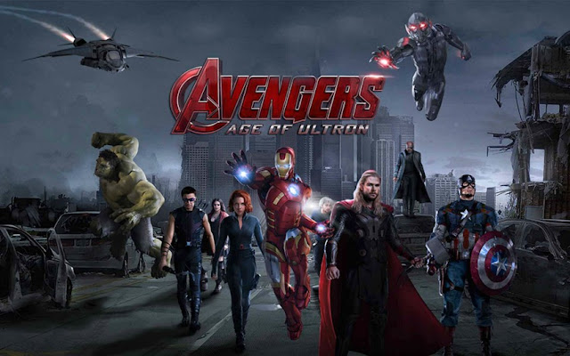 The Avengers: Age of Ultron (2015) Subtitle Indonesia BluRay 1080p [Google Drive]