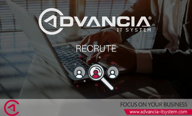 Advancia IT SYSTEM Recrute