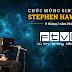 Ngày này năm xưa: Ngày sinh nhà khoa học người Anh Stephen Hawking
