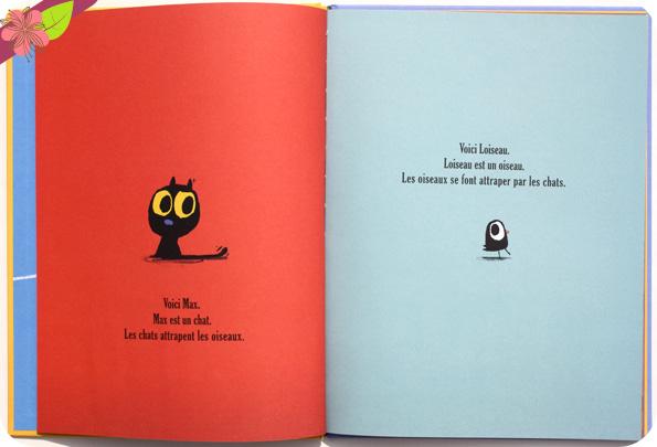 Max et l'oiseau d'Ed Vere - éditions Milan