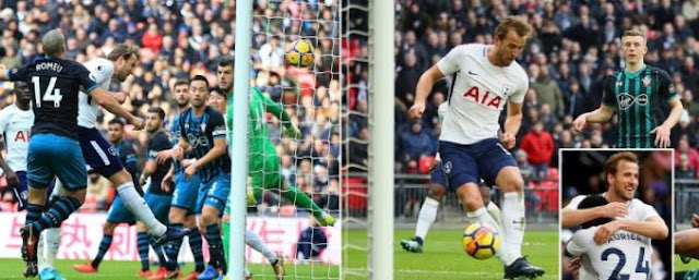 Tottenham 5-2 Southampton Highlights (Harry Kane completes hattrick as Spurs thump Southampton)