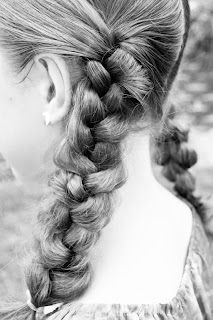 Princess Piggies: Messy Braids