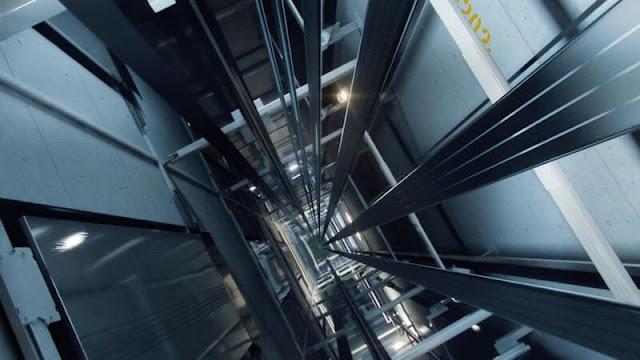 fire service access elevator hoistway