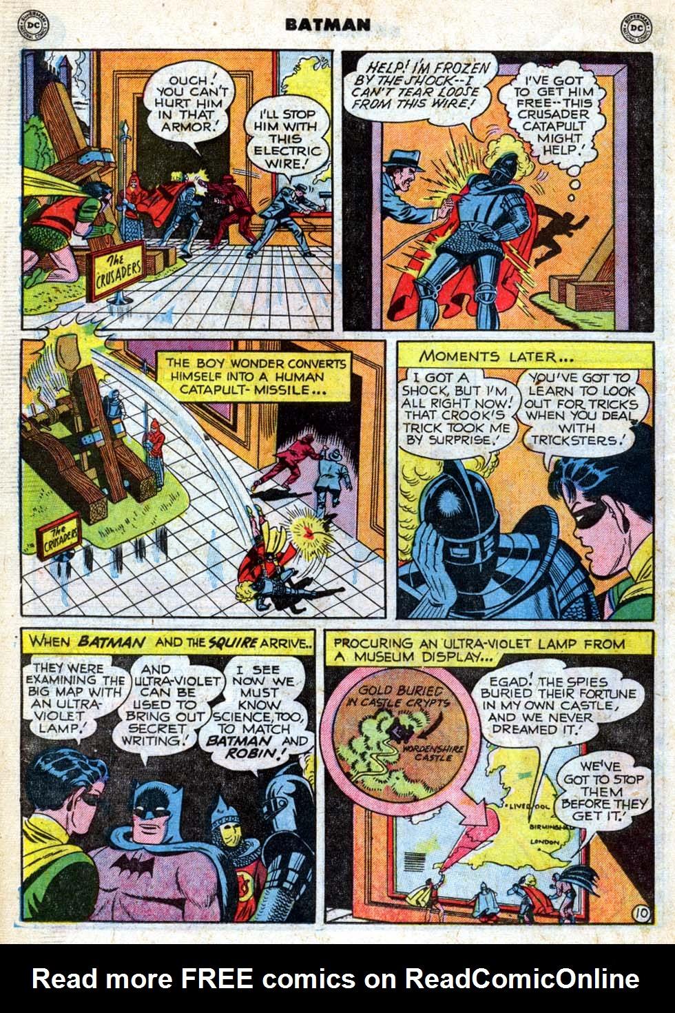 Read online Batman: The Black Casebook comic -  Issue # TPB - 14