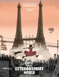 April and the Extraordinary World | Bmovies