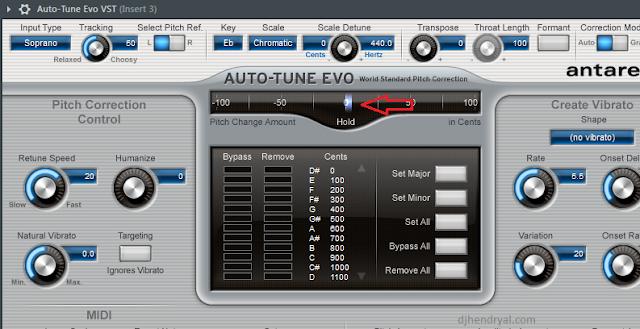 Cara rekaman vokal agar tidak Fals hasilnya dengan autotune plugin