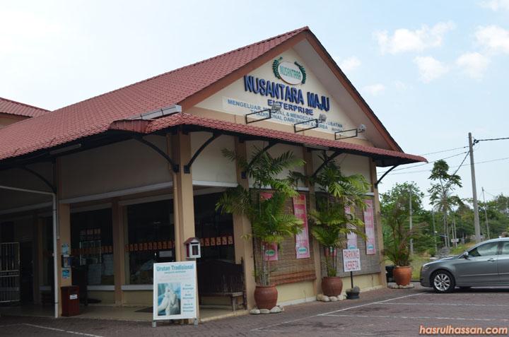 Nusantara Gamat Pengusaha Terbesar Minyak Gamat Langkawi
