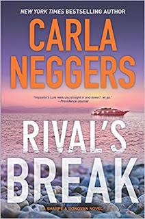 Book Review: Rival's Break, by Carla Neggers