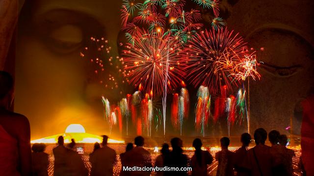 ¿El Budismo celebra la navidad?