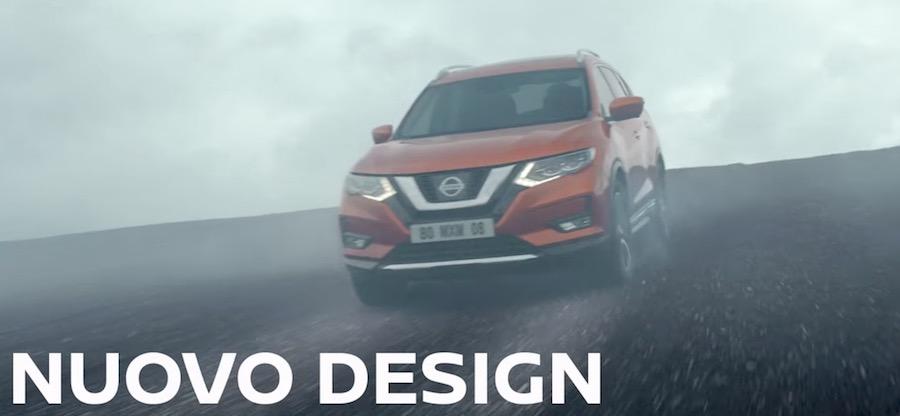 Canzone Nissan Pubblicità X-Trail, Spot Ottobre 2017