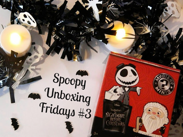 Spoopy Unboxing Fridays The Third