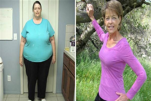 7 pasos simples que ayudaron a esta mujer perder 225 libras a la edad de 63