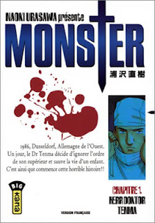 ouvrage adaptation du manga monster