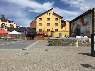 Plaça del Call de Puigcerdà