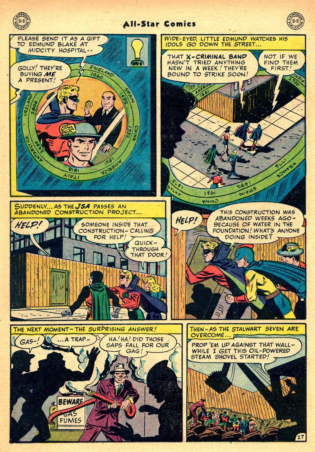 Read online All-Star Comics comic -  Issue #48 - 32