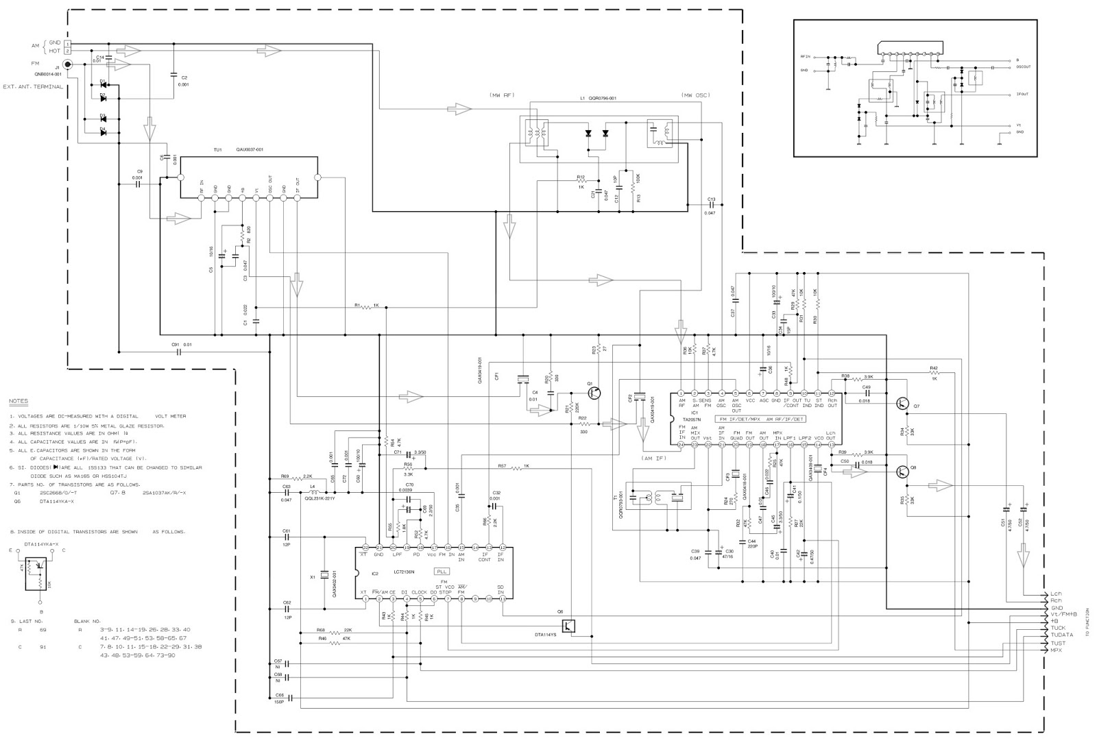 Tv Remote Circuit Board Diagram Real Wiring Onida Washing Machine Schematic Universal Control Set Up Basic Components