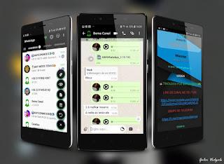 WhatsApp Mix v8.20 Black Edition