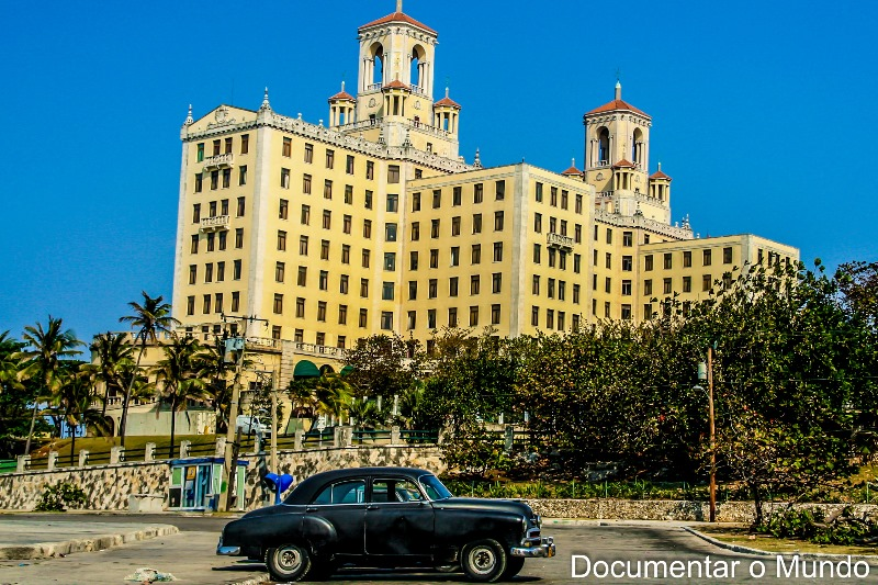 Hotel Nacional de Cuba; Havana