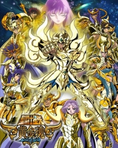 Saint Seiya Soul of Gold Episode 10