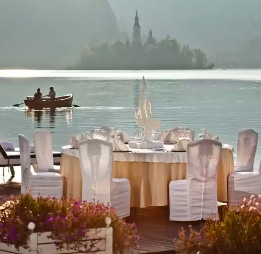 where to stay in lake bled