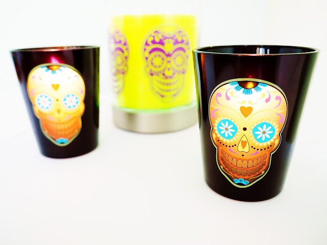 Win PartyLite Candle Halloween Giveaway