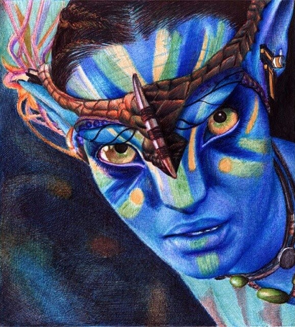 07-Neytiri-Avatar-Samuel-Silva-www-designstack-co