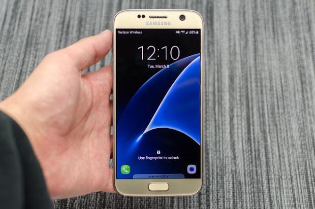 Chi phí thấp - yêu tố tạo nên sức hút cho chiếc Samsung galaxy S7