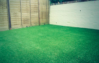 Artificial grass installation Dorking