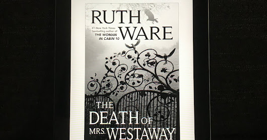 Review: The Death of Mrs. Westaway by Ruth Ware