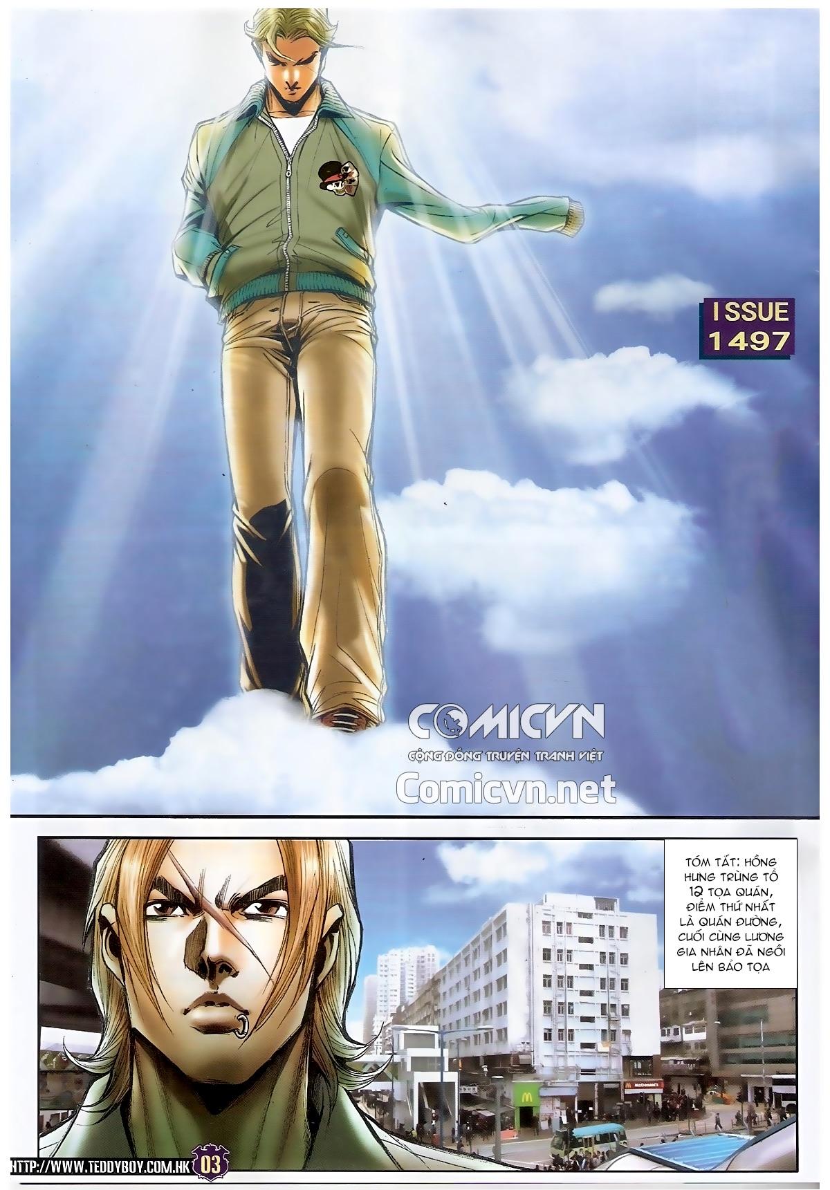 Người Trong Giang Hồ - Chapter 1497: Thần Nhân hạ phàm - Pic 2