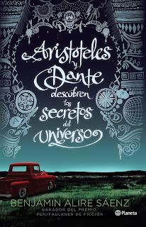 """Reseña: """"Aristóteles y Dante descubren los secretos del universo"""" - Benjamín Alire"""