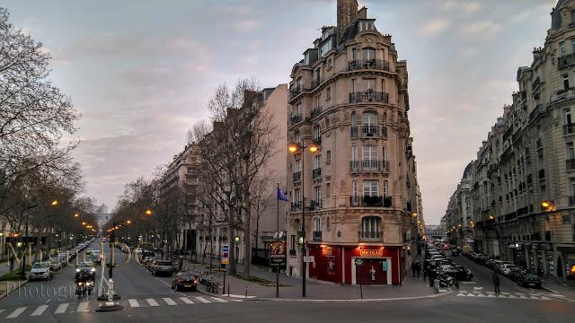 Calles de París Bohemia
