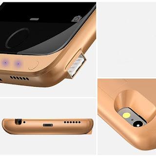 รีวิวขาย แบตสำรอง Power Bank case เคส iPhone