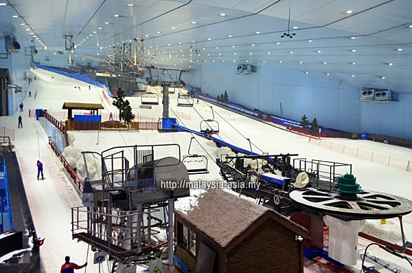 Dubai Indoor Ski World