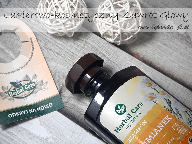 Farmona Herbal Care szampon rumiankowy do włosów blond