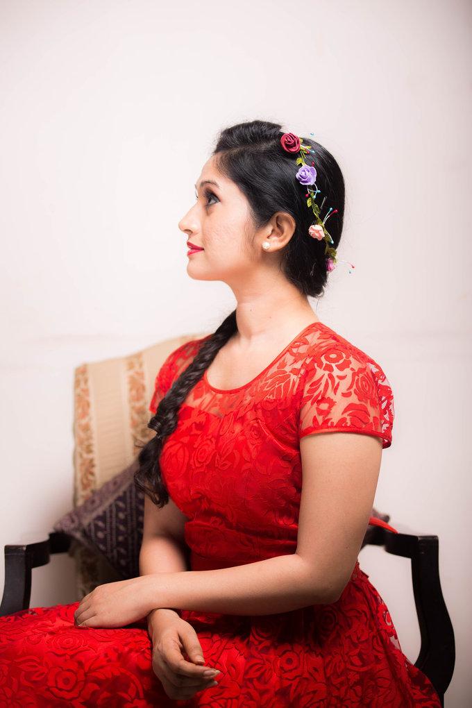 Priyanka Pallavi New Spicy Photoshoot