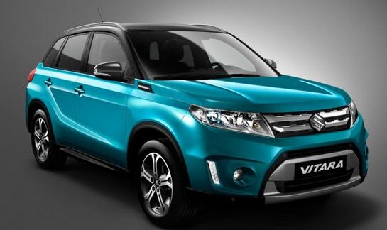 2018 Suzuki Grand Vitara, Sport