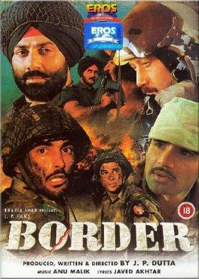 Border (1997) Movie Poster
