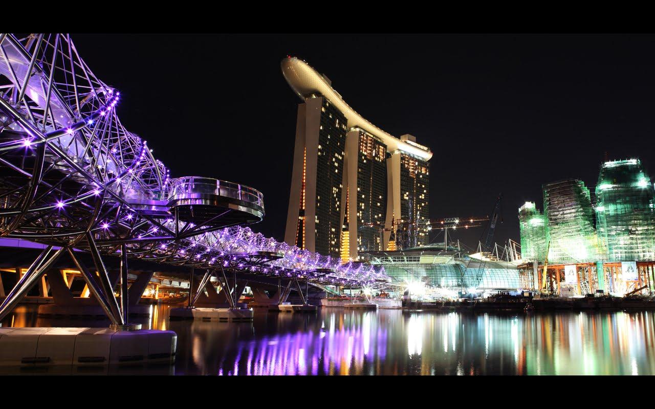 Marina Bay Sands  Singapore  World Travel Destinations