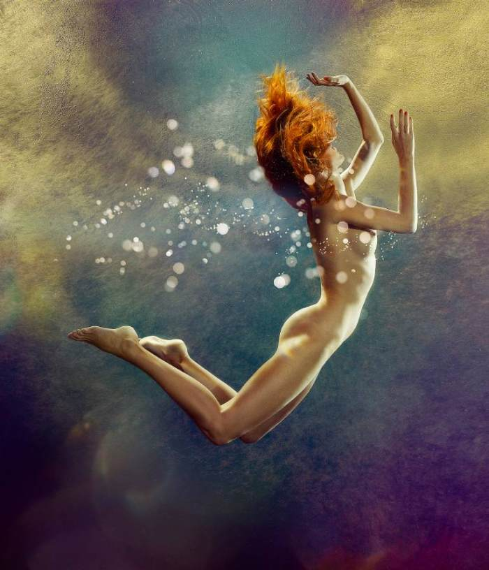 Волшебные фотографии. Zena Holloway
